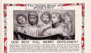 God rest you merry, gentlemen; vocal arrangement; close harmony choir, satb; bladmuziek; sheet music; koorarrangement; koor; lyrics; chords