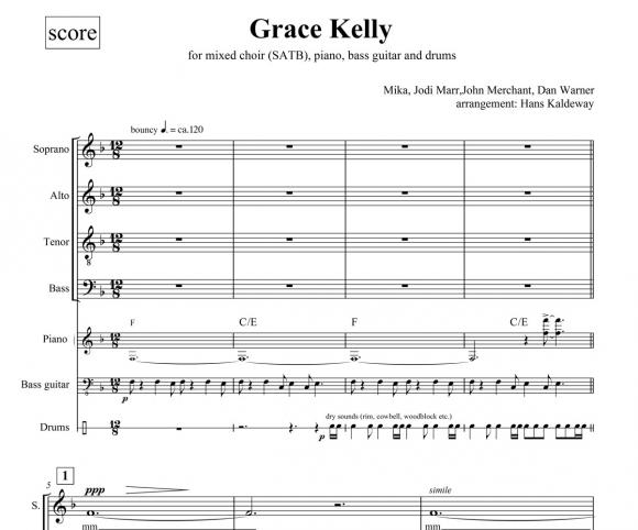 Grace Kelly - page 1