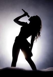 Single Ladies - Beyoncé; vocal arrangement; choir satb, piano, bass, drums; bladmuziek; sheet music; koorarrangement; koor; lyrics; chords