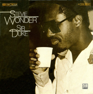 Sir Duke - Stevie Wonder; vocal arrangement; choir satb a cappella; bladmuziek; sheet music; koorarrangement; koor; lyrics; chords