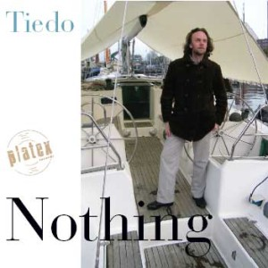Nothing - Tiedo; vocal arrangement; choir satb, piano, guitar, bass, drums; bladmuziek; sheet music; koorarrangement; koor; lyrics; chords
