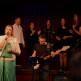 Backing Vocals bij de presentatie van de cd Evenwicht van Martijje; 2015 | foto: Wendelien Mulder