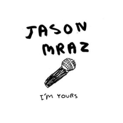 Jason Mraz, Im yours, choir, arrangement, koor, satb, vocal