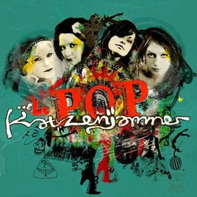 Le pop, Katzenjammer, choir, arrangement, koor, satb, vocal